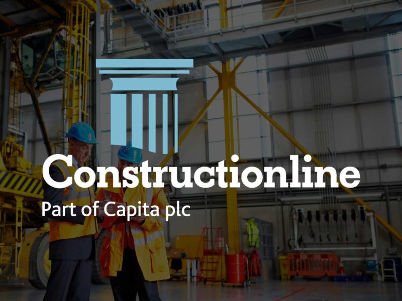 ConstructionLine Accreditation